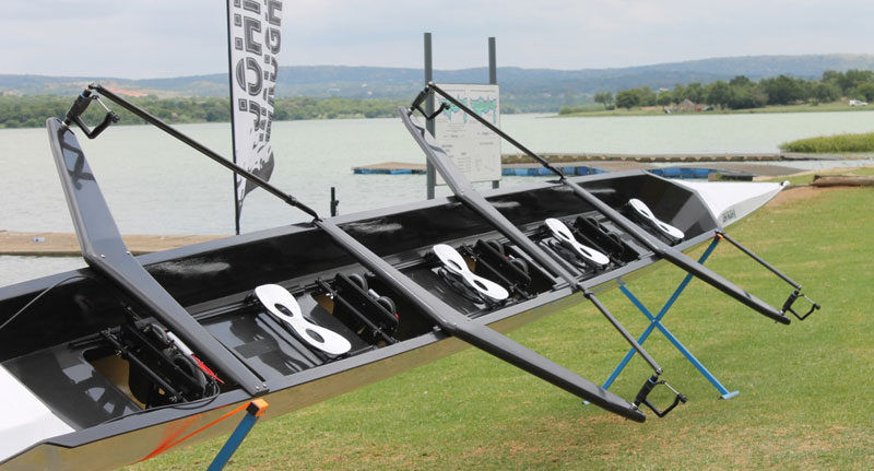 JW432 HW Coxless Four (Fours Quads)