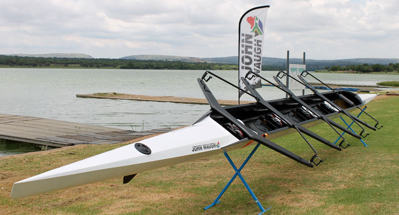 JWRB421 LW Coxed Quad (Fours Quads)